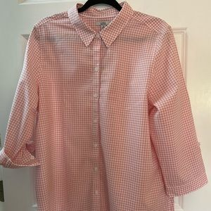 NWT XL long or 3/4 sleeve shirt